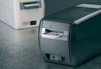 TCP450 Mifare Thermal Rewrite Card Printer