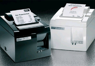 STAR Thermal Desktop Printer