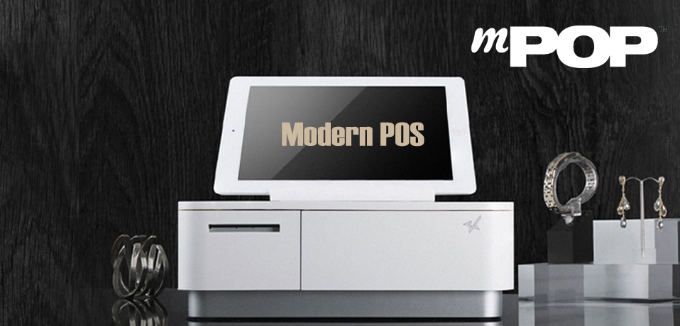 The new Star mPOP combined POS receipt printer and cash drawer is a unique point of purchase solution.